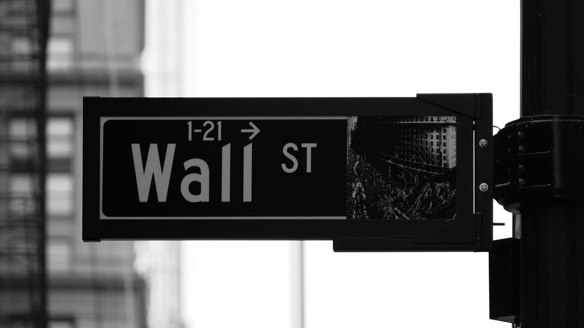 Wall Street je velkým představitelem světové burzy.