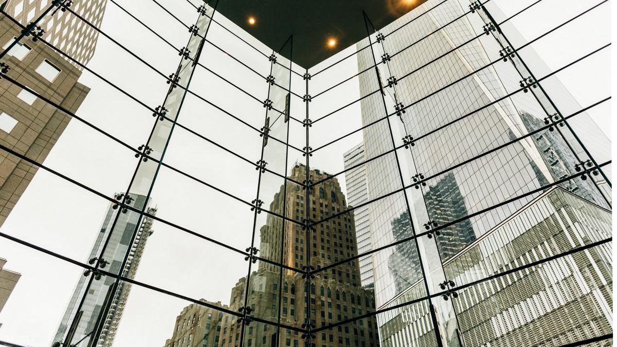Světová banka zachycená na fotografii.